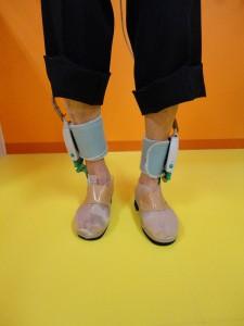 靴の仮合わせ・評価1